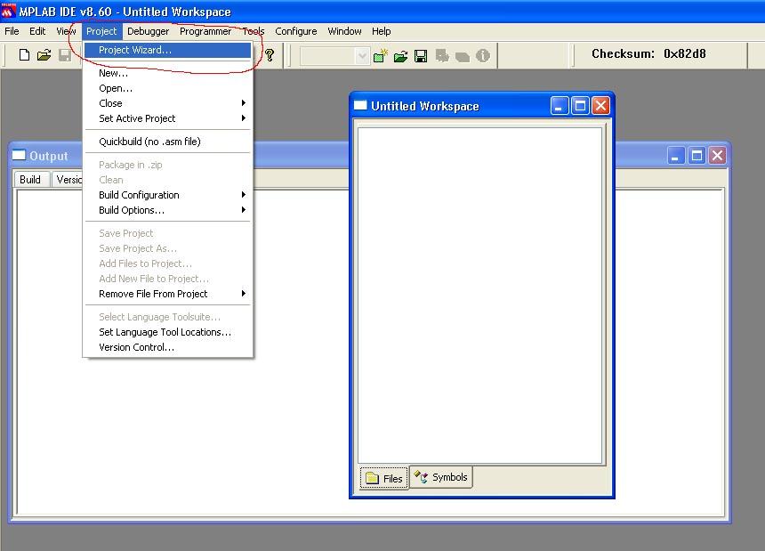 MPLAB IDE Simulator, Editor User's Guide